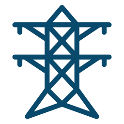 Transmission Tower Icon