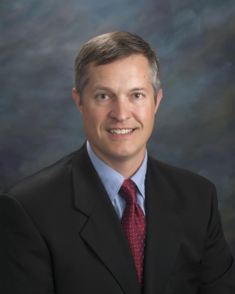 Gary F. Geiger (Treasurer)