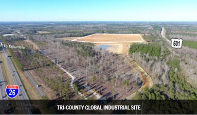 Tri-County Global Industrial Site